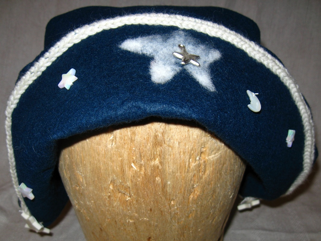 Space Nurse hat