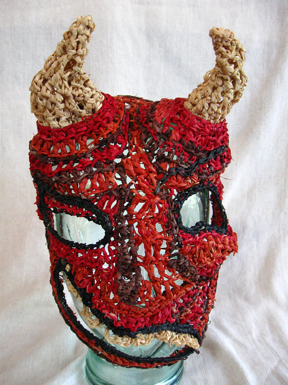 Himalayan Devil Mask