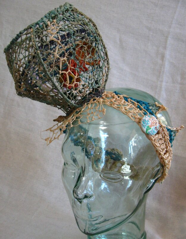 Fishbowl Fascinator Hat