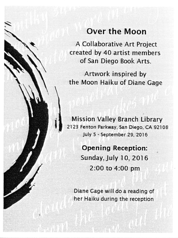San Diego Book Arts Project
