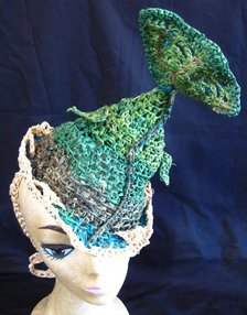 Mermaid Tail Party Hat