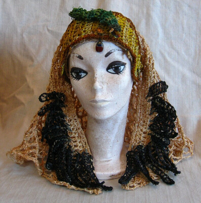 Queen of Egypt Headdress